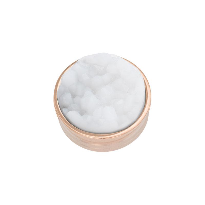 iXXXi Jewelry Top Part Drusy White Rosé