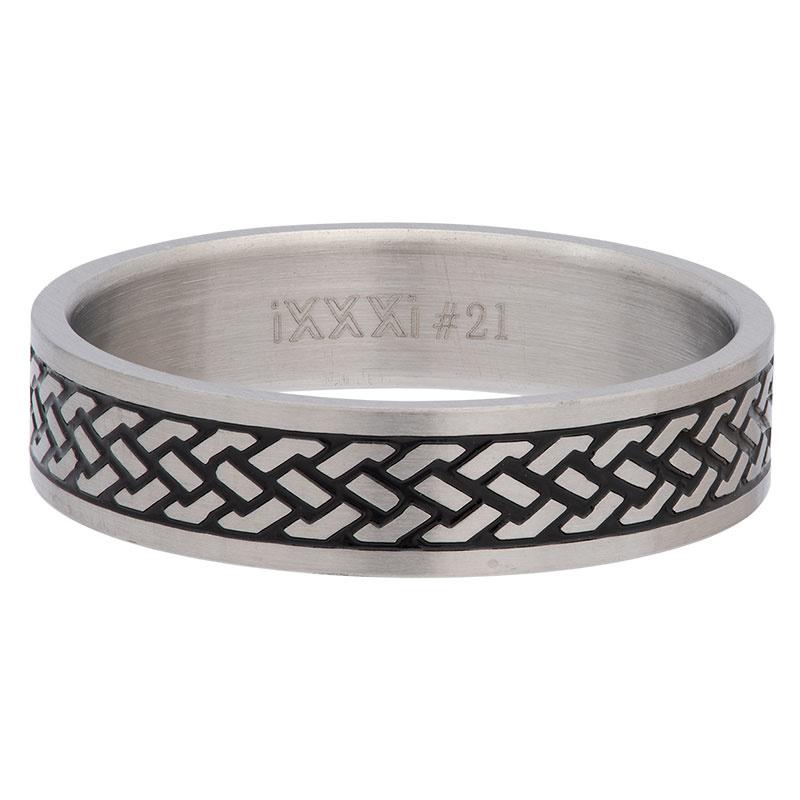 iXXXi Jewelry Men Tribal Mat 6mm