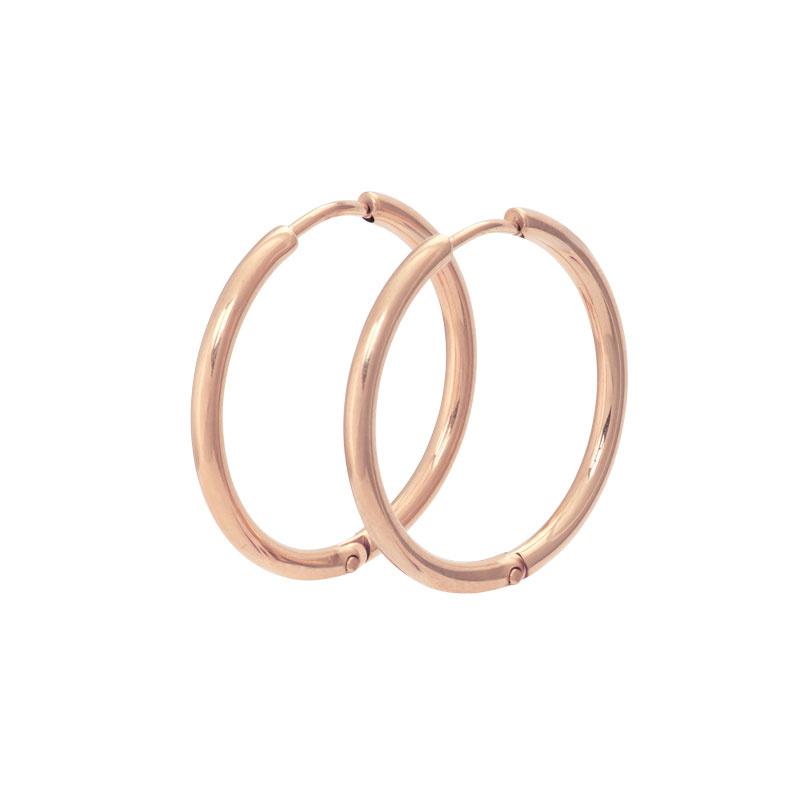 iXXXi Jewelry Creool 24 mm Rosé