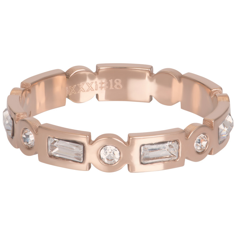 iXXXi Jewelry Vulring Excellent 4mm Rosé