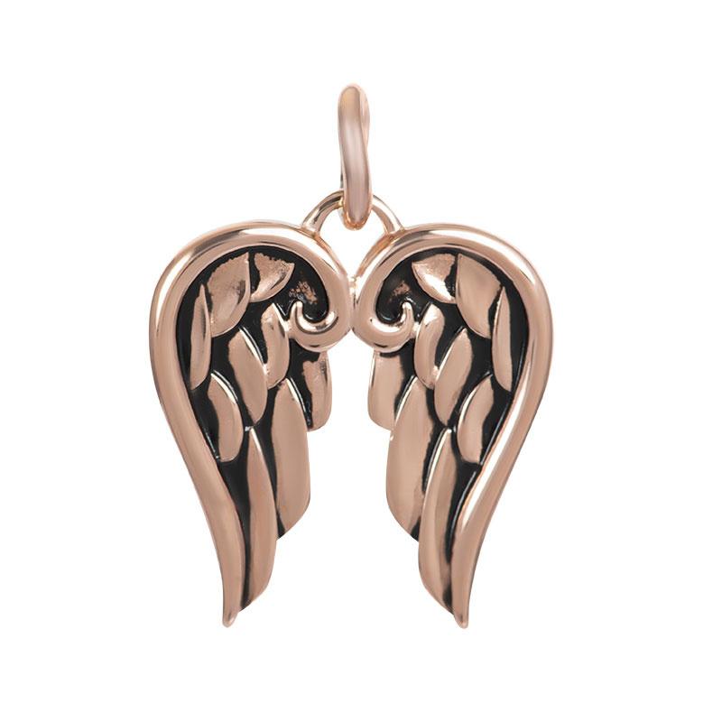 IXXXI Jewelry Pendant Wings Rosé