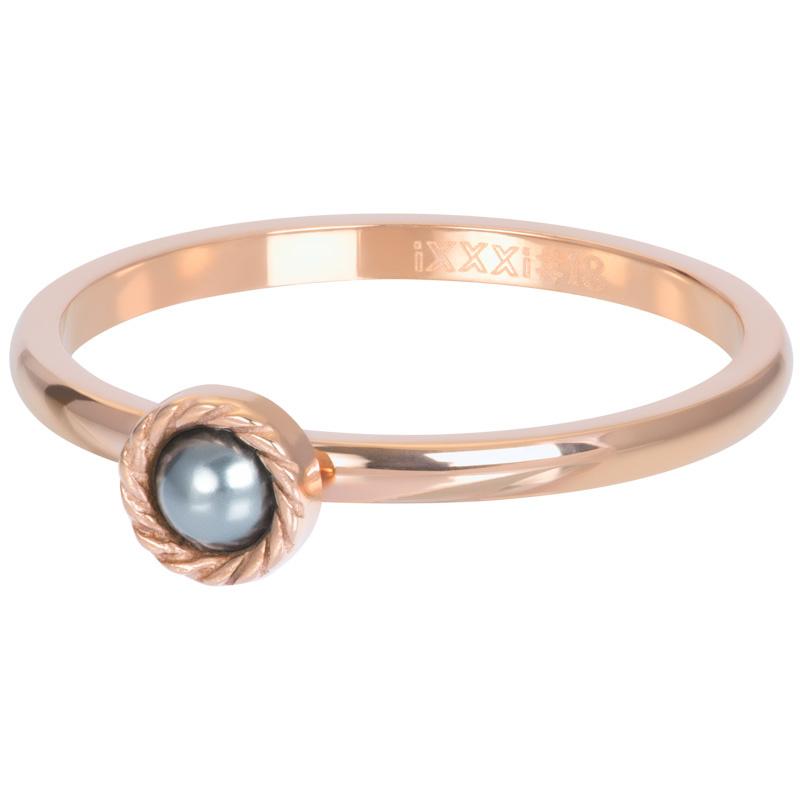 iXXXi Jewelry Vulring Royal Grey 2mm Rosé
