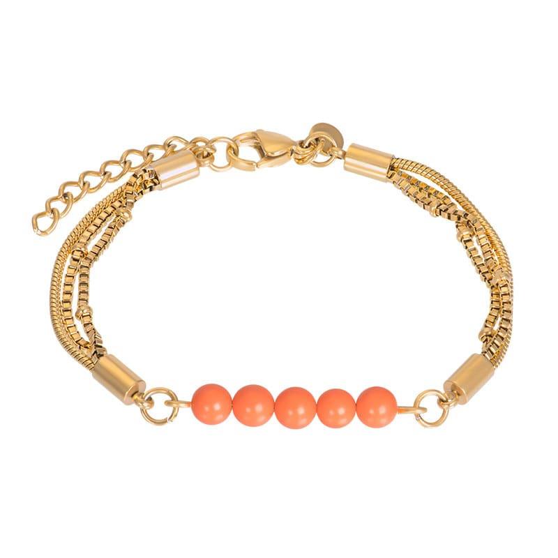 iXXXi Jewelry Bracelet Fantasy Gold