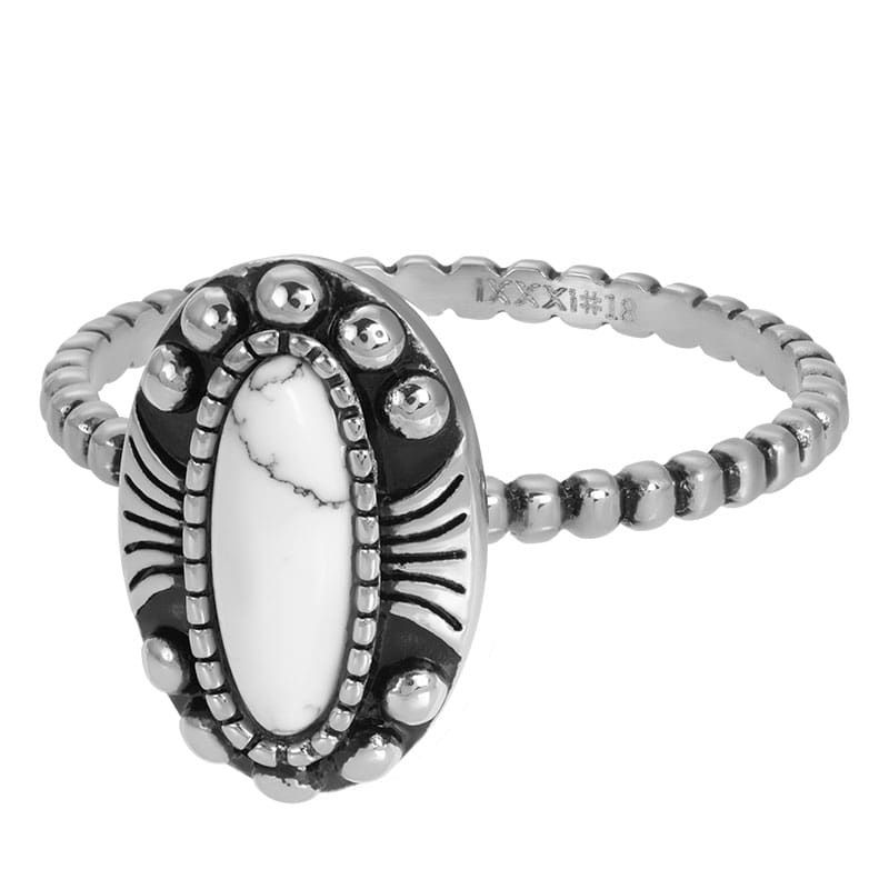 iXXXi Jewelry Vulring Indian White Silver