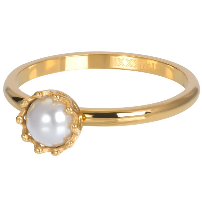 iXXXi Jewelry Vulring Little Princess 2mm Goudkleurig