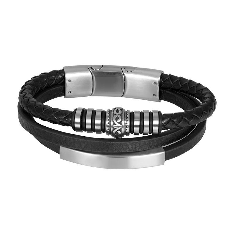 iXXXi Men Bracelet Clyde Black