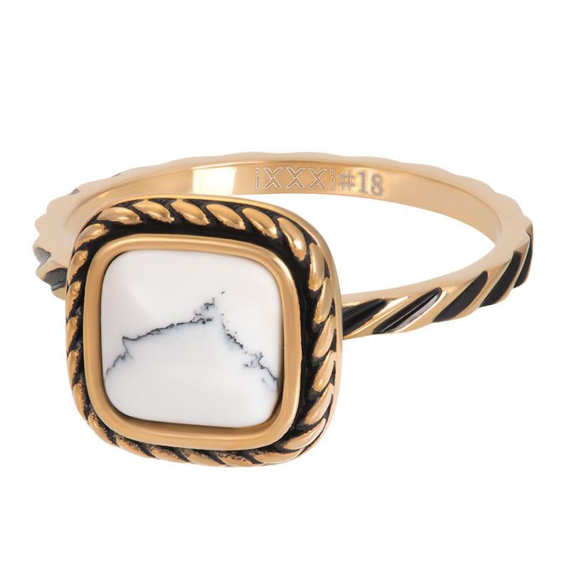 iXXXi Jewelry Vulring Summer White Gold