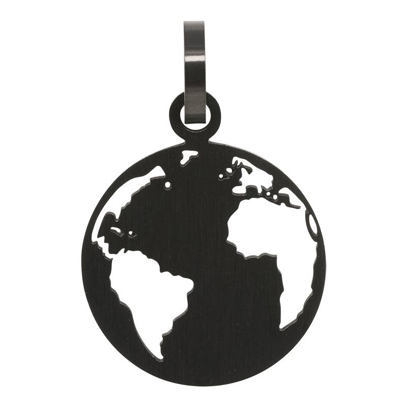 iXXXi Jewelry Hanger Wereldbol Zwart