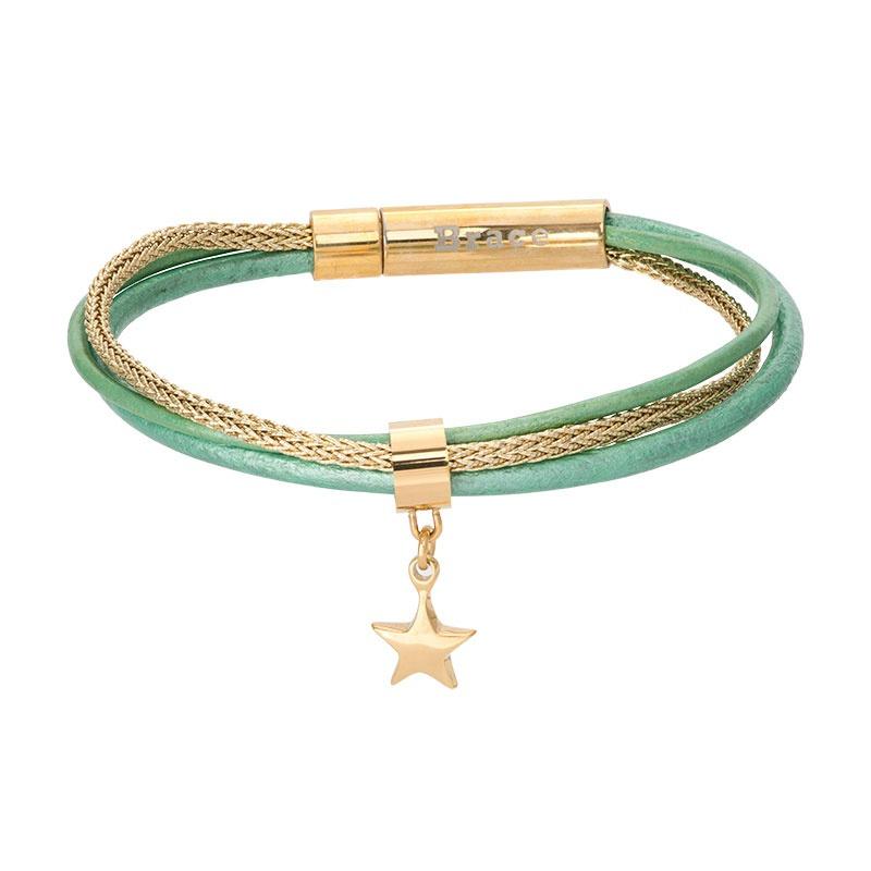 iXXXi Brace Bracelet BR129042 Goudkleurig