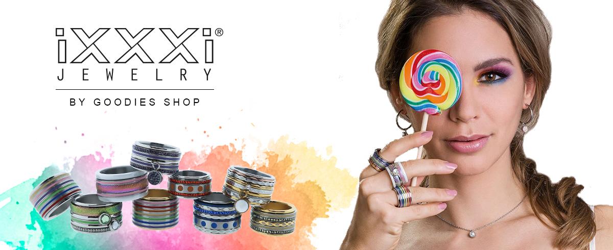 iXXXi Jewelry Rainbow Collectie