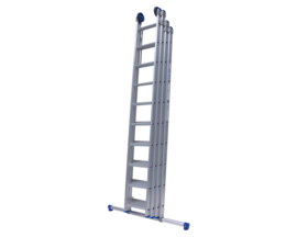 Solide Industrieladder 4x9