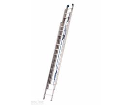 Solide touwladder 3x16