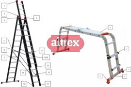 Onderdelen Ladders