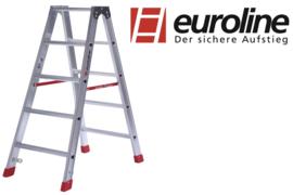 Euroline dubbele trap