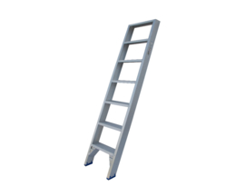 Solide enkele trap ET 7 treden