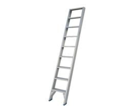 Solide enkele trap ET 9 treden