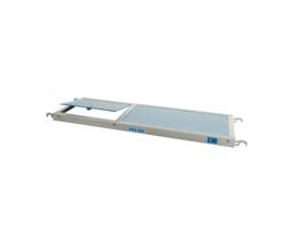 Solide air platform 185 met luik