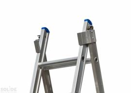 Solide bouwladder 2x12