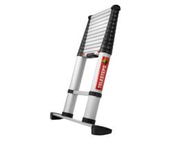 Telesteps Classico-Line ladder 3,8 mtr met stabilisatiebalk