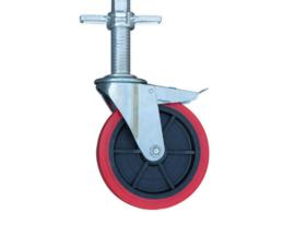 Alu-Top rolsteigerwiel 200mm