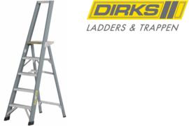 Dirks enkele trap