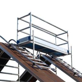 Alu-Top daksteiger 1,90m