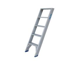 Solide enkele trap ET 5 treden