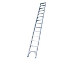 Solide enkele trap ET 14 treden