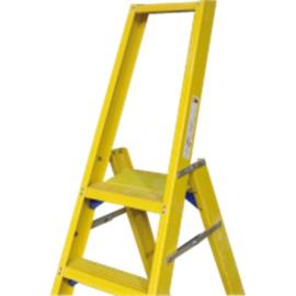 Staltor Enkele Kunststof trap 6 treden