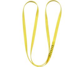 Ankerstrop 1,20m geel