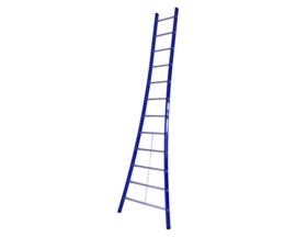 DAS enkele ladder 12 sporten