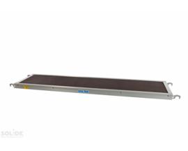 Solide platform 245 zonder luik