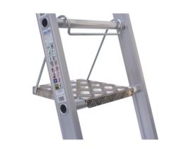 Solide voetbank voor ladders