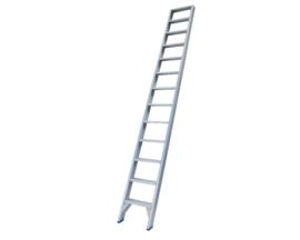 Solide enkele trap ET 13 treden