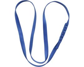 Ankerstrop 0,80m blauw