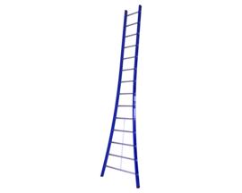 DAS enkele ladder 14 sporten