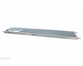 Solide air platform 305 met luik