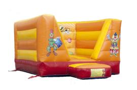 Springkussen mini Circus