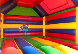 Springkussen Circus Super