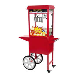 Popcornmachine incl 50 Porties