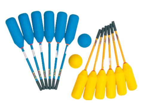 Hockeyknotsen set