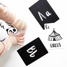 ABC | Leerkaarten