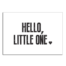 Hello Little One | Kaart