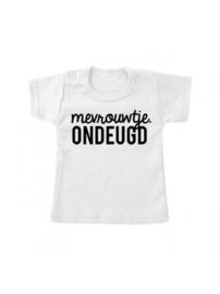 Mevrouwtje ondeugd | T-shirt