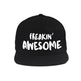 Freakin' Awesome Cap | Zwart