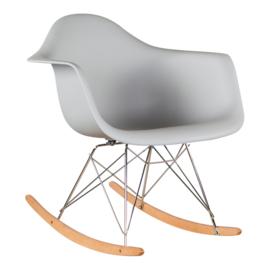 Eames RAR Schommelstoel | Lichtgrijs