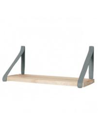Leren plankdrager | Lead
