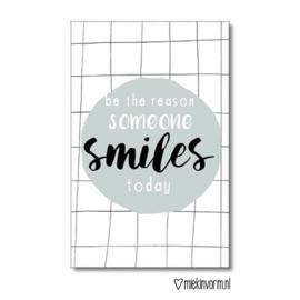 Be the reason | Mini-kaart