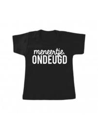 Meneertje ondeugd | T-shirt