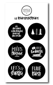 Kerst | Stickers